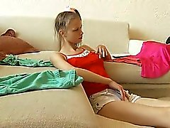Beata babysitter sucking huge cock