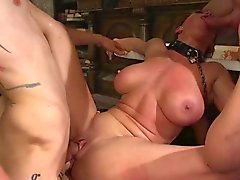 milf got fucked in all holes