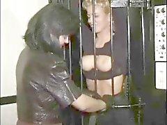 Nederlandse meesteres en slaaf