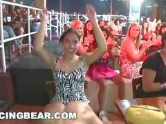 Dans Eden Ayı - CFNM Partisi - 100 Ağızda Ağlar Dünyada