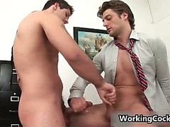 Andrew Blue gets his firm schlong sucked part5