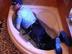 Безопасности Официальные лица ванна