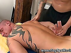 Amateur straighty cock sucked