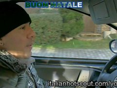Rauhallista Joulua Italian Hot Partiolainen - italia MILF