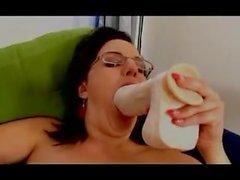 fille mûre gros collants en nylon gros seins anal gode fist 46
