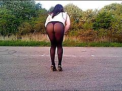 panty ass CD