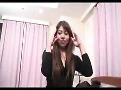 Adolescente asiática conseguir sus pezones chupado Hai