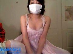 Webcam masturbación súper caliente asiático teen show 9