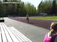 Genç sıska Fin genç suomiporno finlandiya finnporn scandinavia becerdin