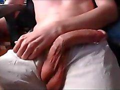 Varias escenas de wanking tíos su peckers duro en webcam