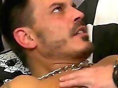 Junge weiße Junge gefickt von schwarzen Homosexuell Sex-Filme Muscled Daddy
