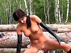 Latex y follar del fetiche BDSM seductoramente