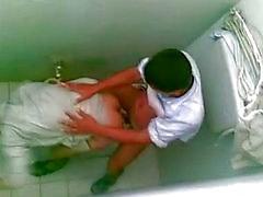 ragazzi arabi presi fottuto servizi igienici PUBLIC