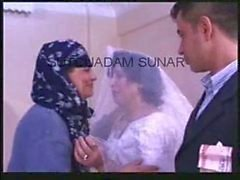 Turkiskt bröllop - jävla jungfru fru