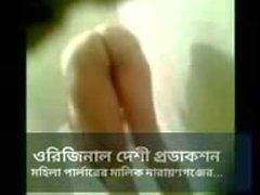 Bangladeshi Hot Muslim Lady Shoots & Making Her Blue Films