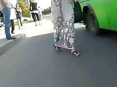 De Upskirt Voyeur A de autobuses de BVR