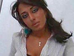 Latina Office Slagg Rammade & Creamed
