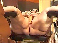 Eros & Music - BBW Granny Fisted