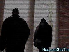 Голландский эльфийский проститутка трахает