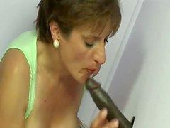Señora Sonia Toma BBC En El agujero de gloria