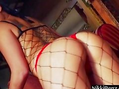 Girls любви Ники : London Keyes