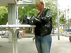 Saksan kuuma perse tyttö Brit