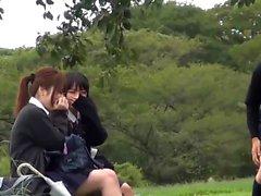 adolescentes japoneses espiado pee