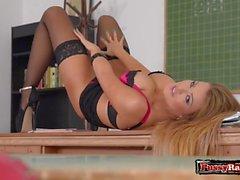 big tits pornstar sex and cumshot segment video 1