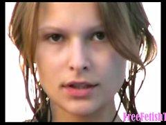 O Minx jovem ucraniana - FreeFetishTVcom