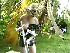 Guadeloupe sv folie två