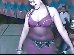 Mycket Hot Belly Dance från Egypten