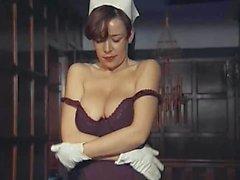 Naughtiest HOITAJALLE - British tissit striptease