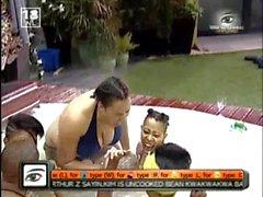 VB 6 Africa Nic Nudo idromassaggio nudo reality di voyeur