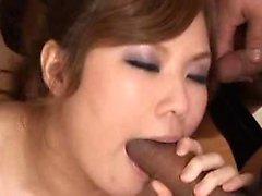 Corrida masiva asiática de colegiala masiva dentro del sexo grupal