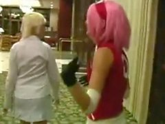 Naruto Shippuden Sakura Hentai Cosplay Real Lesbian