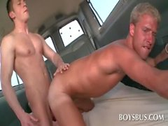 Naked straight guy fucks gay hot ass for the first time