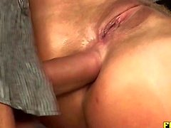 Sexo Anal For This Secretário Assed apertado