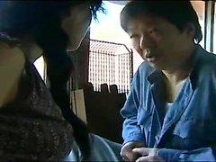Onun Asya eşi ile Amatör italyan kocası