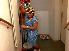 Hausfrauen hemmafru tysk