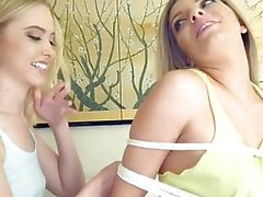 PunishTeens - Adorable Teens Tied Up and Brutally Fucked
