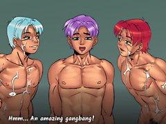 Gay Harem Teil 04