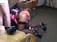 Cuffed, Spanked & Toyed