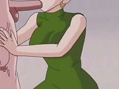 Dragonball Z Hentai Gohan and Bulma Sex