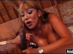 Ava Devine gets a nice hard boner