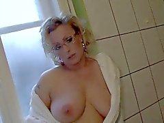 Fat breasts euro rookie casting Miyoko from 1fuckdatecom