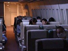 Секс в самолете