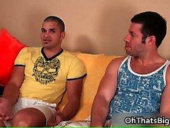 Di Danny López diventare duro cazzo rigido gay part3