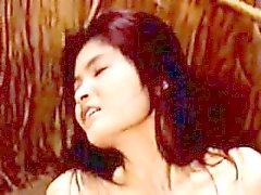 Vieux film porno Thai: sexe tribal