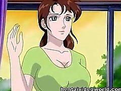 Memorie del svolta nella cazzo Hentai porno