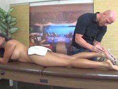 Chrétiens Transexuels Massage - Scène 3